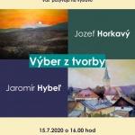Výber z tvorby - Jozef Horkavý a Jaromír Hybeľ