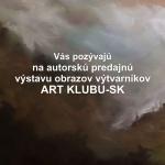 Tvorba výtvarníkov ART-KLUBU-SK