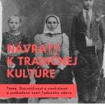 Návraty k tradičnej kultúre (aktivita č.2)