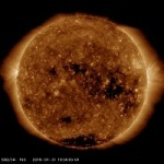 Solar and geomagnetic activity forecast for the period January 29 - February 4, 2021