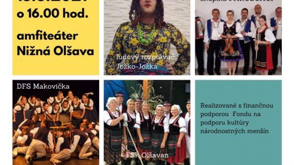 Festival tradičnej ľudovej kultúry