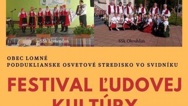 Festival ľudovej kultúry