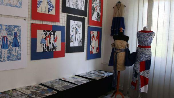 Výstava maturitných prác mladých umelcov ŠUP