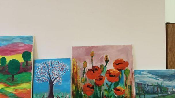 Maľovanie obrazov