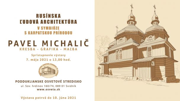 Rusínska ľudová architektúra