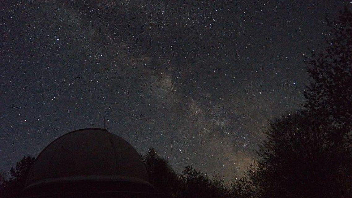 Obloha v mesiaci máj 2021