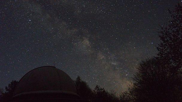 Obloha v mesiaci marec 2021